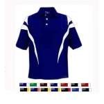 Pro Celebrity Flame Thrower Men's Polo Shirt