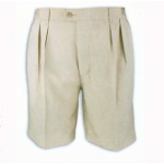 Pro Celebrity® Men'S Polyester Microfiber Shorts