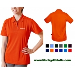 Pro Celebrity Style Auto Ladies Polo Shirt