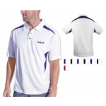 Pro Celebrity Tesla Men's Polo Shirt
