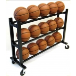 ProCage™ 15-Ball HD Ball Cart 3-Tier
