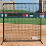 ProCage™ Complete Black Series 10' X 10' First Base / Fungo Screen