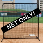 ProCage™ Replacement Net For 10' X 10' Black Series First Base Fungo Screen (For MA30786)