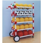 PVC All Terrain Ball Cart