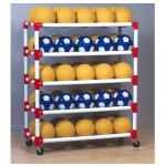 PVC Ball Wall Ball Cart