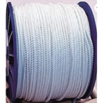 "Quality 1/4"" Braided Synthetic Rope 1000' Spool"