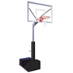 "Rampage Select Portable Basketball System 36"" X 60"" Backboard"