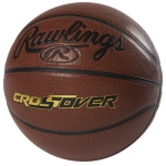 "Rawlings Crossover Official Mens 29.5"" Indoor Outdoor Composite Basketball"