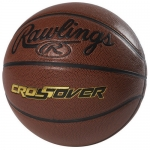 "Rawlings Crossover Official Womens 28.5"" Indoor Outdoor Composite Basketball"
