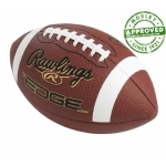 Rawlings Edge Composite Leather Official Size Football