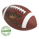 Rawlings Edge Composite Leather Youth Size Football