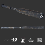 Rawlings FPZP10 Quatro Pro Composite Softball Bat -10