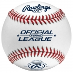 Rawlings FSRHS Flat Seam High School Game Baseball (Dozen)