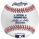 Rawlings Official Pitching Machine Baseballs (Dozen)