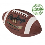 Rawlings PRO5 Leather Official Size Football