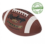 Rawlings PRO5JP Blem Leather Jr. Practice Football