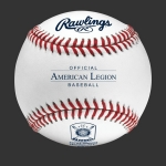 Rawlings R100-AL Official American Legion Baseball (Dozen)