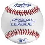 Rawlings ROLB1 Official League Baseball (Dozen)