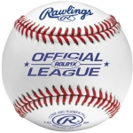 Rawlings ROLB1X Official League Practice Baseball (Dozen)