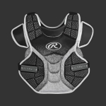 Rawlings SBCPVELY Velo Softball Catchers Chest Protector Youth