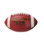 Rawlings ST5 Leather Official Size Football