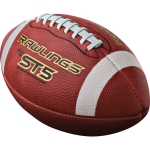 Rawlings ST5A Official Size Leather Football