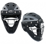 Rawlings Velo 2.0 Two Tone Adult Hockey Style Catcher's Helmet