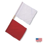 Red/White Foul Flags