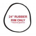 Replacement Rubber Rim Each