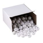Rhino 1 Star White Table Tennis Balls - Gross Pack