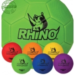 Rhino Pebble Tek Soccer Ball Set