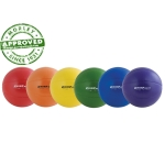 Rhino Skin Foam Basketball Rainbow Set Of 6