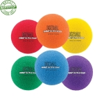 Rhino Skin Foam No Bounce Baseballs Set Of 6