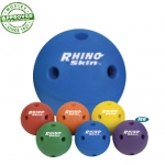 "Rhino Skin Hole Pattern 6"" Playground Ball Set Of 6"