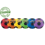 Rhino Skin Soft-Eeze Soccer Ball Set Of 6