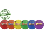 Rhino Skin Super Squeeze Basketball Set Of 6