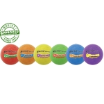 Rhino Skin Super Squeeze Playground Ball Set Of 6