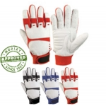 Ribbed Batting Gloves Sold By Pair