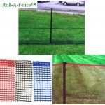Roll-A-Fence Fencing