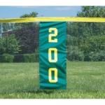 Set 3 Grand Slam Fencing  Sewn On Home Run Distance Banners Specify 200' Of 300' Must Be Ordered With Fences