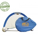 Pugg 4' Pop-Up Soccer Goal- Set Includes Single Goal And Carry Bag