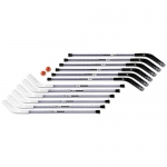 "Shield 42"" LTG Middle School Indoor/Outdoor Floor Hockey Set"