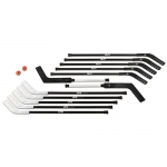 "Shield 50"" LTG High School/Collegiate Indoor/Outdoor Floor Hockey Set"