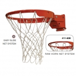 Spalding Slammer Competitor Break Away Basketball Rim