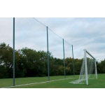 Soccer Backstop Netting System