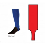 "TCK Solid Color 4"" Stirrup Socks"