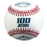 Spalding 100 Series NFHS Raised Seam High School Baseballs (Dozen)