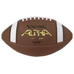 Spalding Alpha Leather Footballs