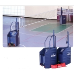 Spalding Freestanding One Court Volleyball System