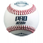 Spalding NOCSAE Pro Series Raised Seam NFHS Game Baseballs (Dozen)